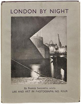 London By Night book cover image